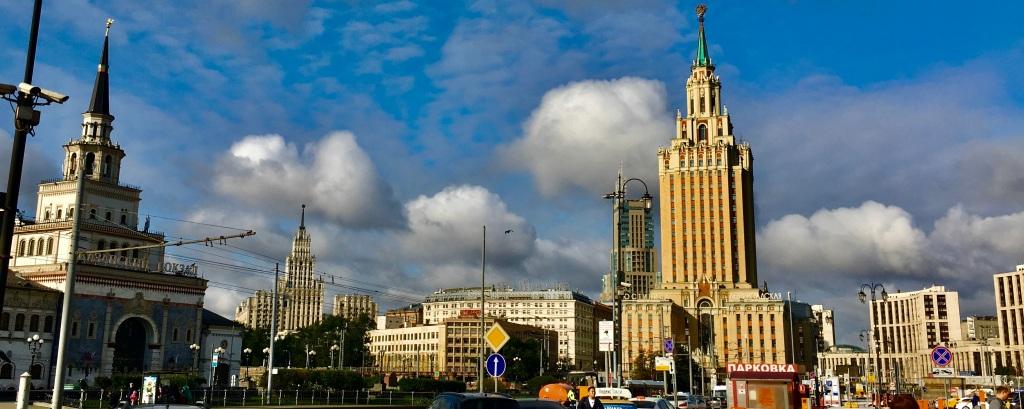 Moskova Komsomolin aukio