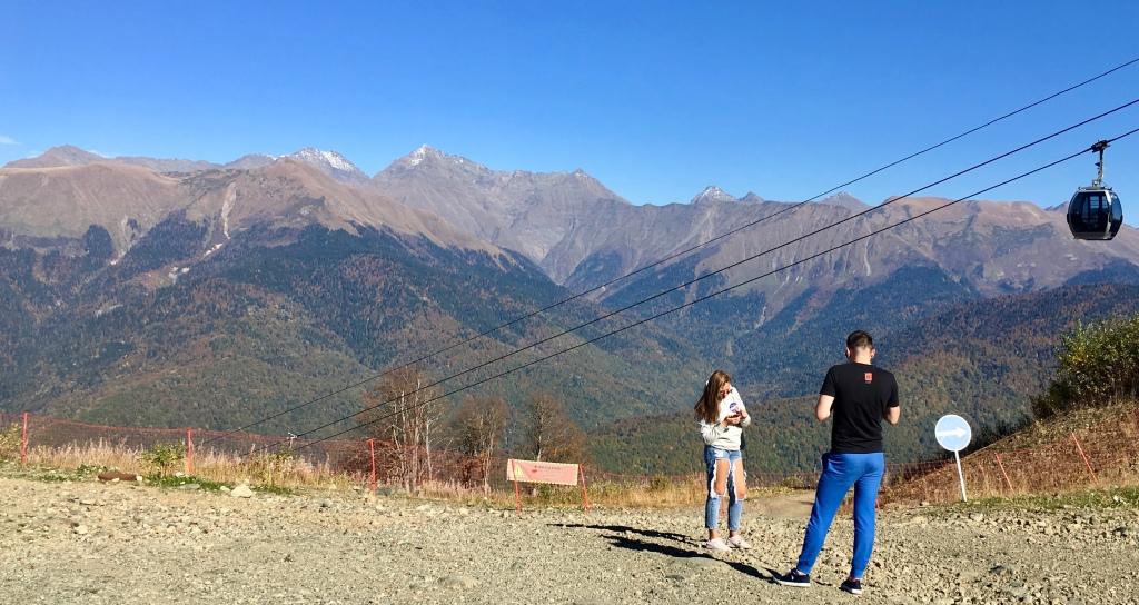 Kaukasus-vuoristo